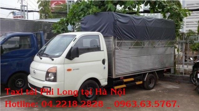 Dịch vụ cho thuê xe tải tại huyện Hoài Đức của Phi Long