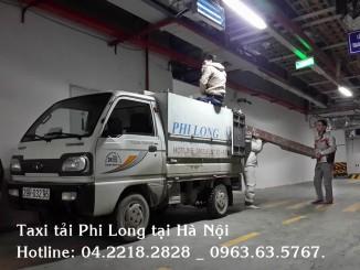 Dịch vụ cho thuê xe tải Phi Long tại quận Tây Hồ