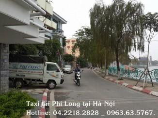 Dịch vụ cho thuê xe tải giá rẻ tại đường Hồ Mễ Trì
