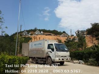 Cho thuê xe tải giá rẻ tại đường Đại Lôn Thăng Long