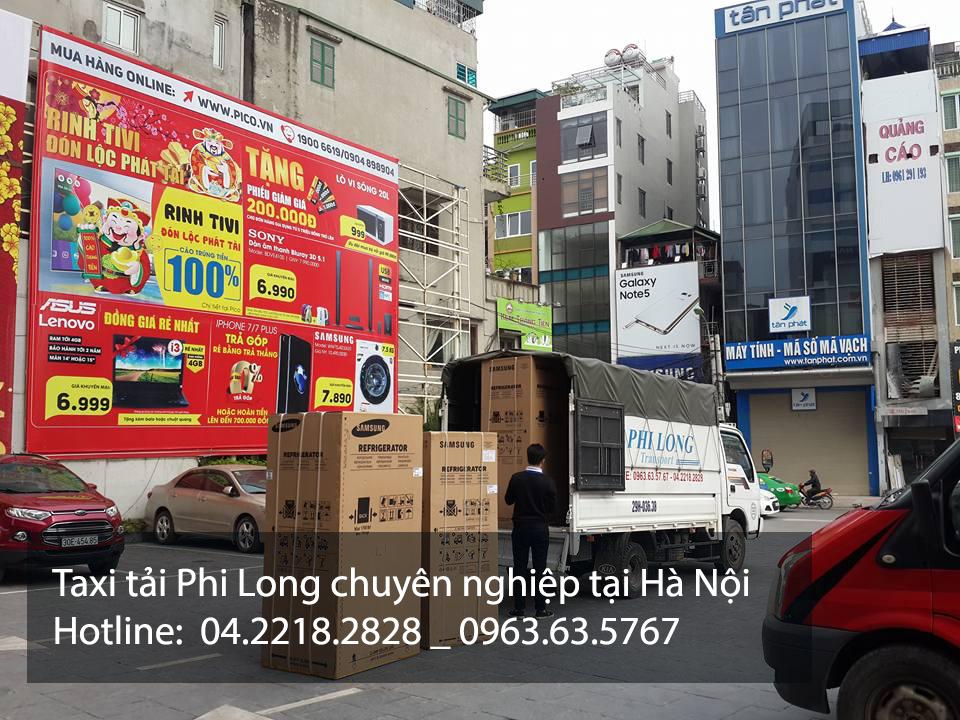 Cho thuê xe tải Phi Long