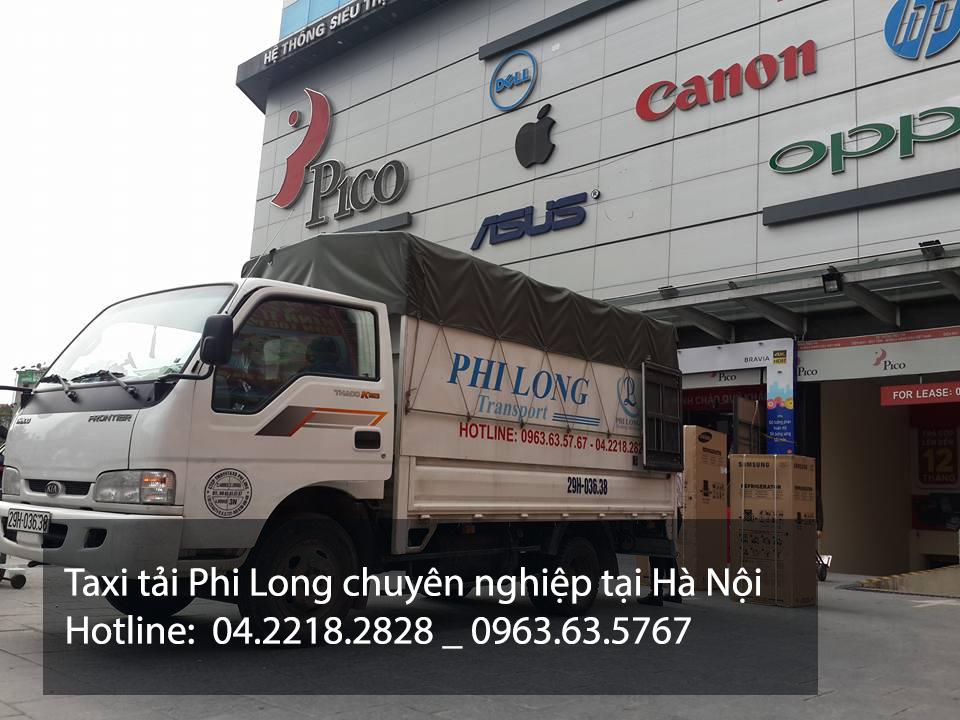 Taxi tải Phi Long uy tín hàng đầu tại Hà Nội