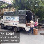 Dịch vụ cho thuê xe tải chuyển nhà giá rẻ Phi Long tại phố Lê Quý Đôn