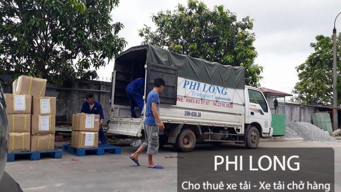 Cho thuê xe tải chở hàng giá rẻ tại phố Lê LaiCho thuê xe tải chở hàng giá rẻ tại phố Lê Lai