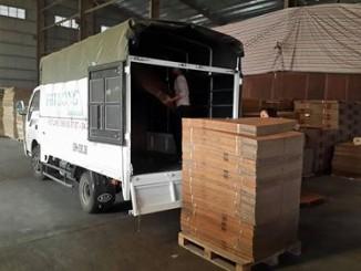Cho thuê xe tải Phi Long tại quận Đống Đa