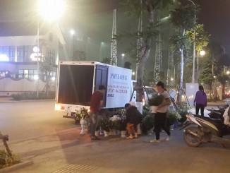 Phi Long cho thuê xe tải tại phố Nguyễn Quý Đức