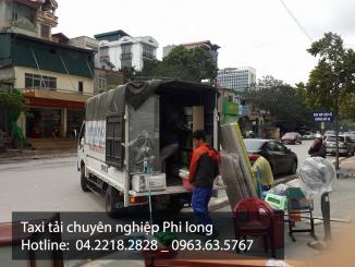 Cho thuê xe tải uy tín giá rẻ tại quận Ba Đình