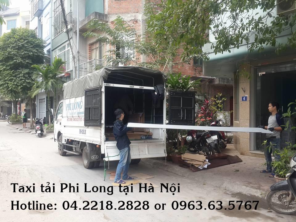 Taxi tải Phi Long tại quận Hai Bà Trưng