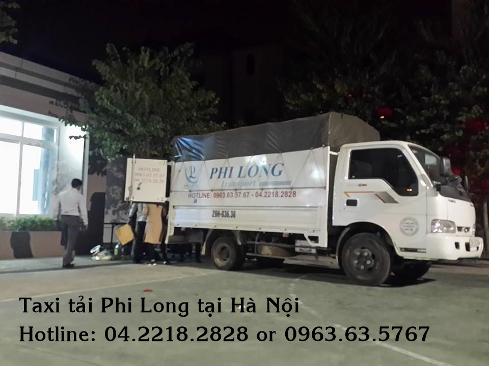 Cho thuê xe tải giá rẻ tại quận Hai Bà Trưng