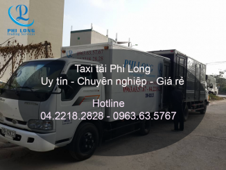 Phi Long cho thuê xe tải tại huyện Mỹ Đức