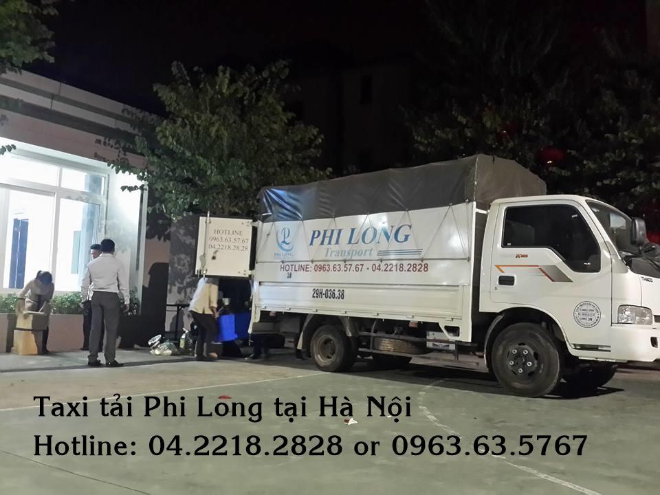 Dịch vụ cho thuê xe tải chở hàng Phi Long tại phố Nguyễn Trãi