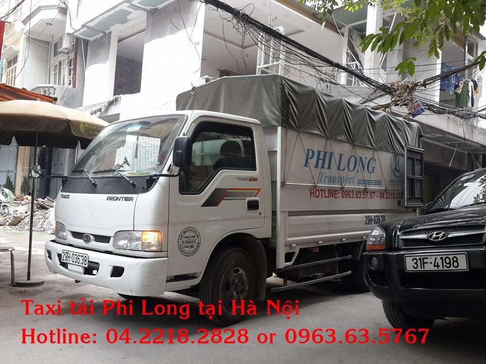 Dịch vụ cho thuê xe tải giá rẻ tại phố Nguyễn Trãi