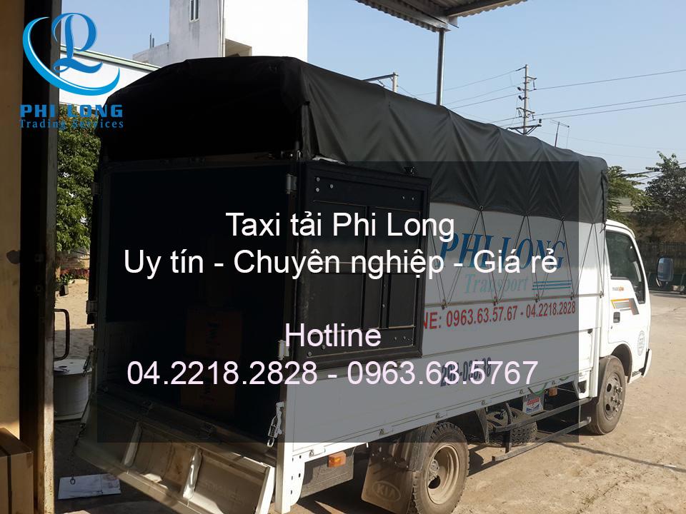 Dịch vụ cho thuê xe tải tại phố Linh Đường