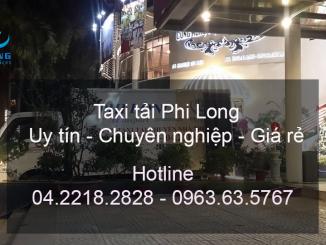 Phi Long chuyên cung cấp cho thuê xe tải tại phố Vũ Trọng Phụng