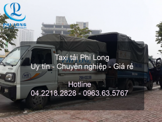 Cho thuê xe tải giá cực rẻ tại huyện Hoài Đức