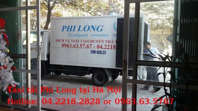 Dịch vụ cho thuê xe tải Phi Long tại huyện Đan Phượng