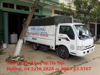 Phi Long cung cấp cho thuê xe tải giá rẻ uy tín nhất tại huyện Chương Mỹ