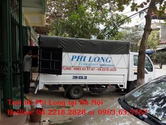 Phi Long công ty uy tín hàng đầu cho thuê xe tải tại phố Cự Lộc