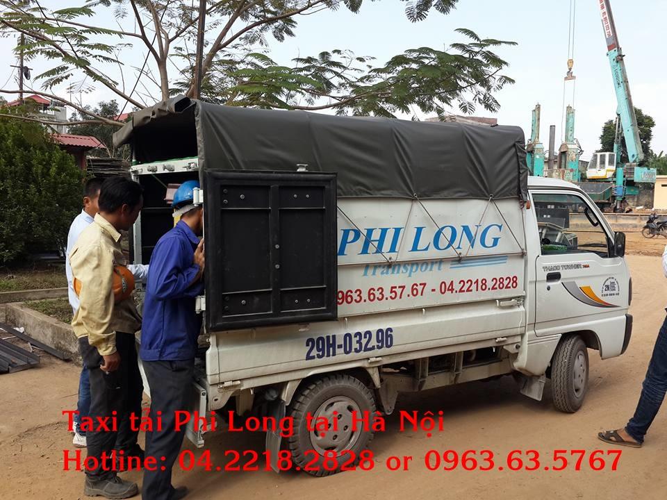 Cho thuê xe tải tại huyện Đan Phượng