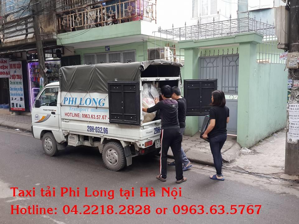 Taxi tải Phi Long tại Hà Nội
