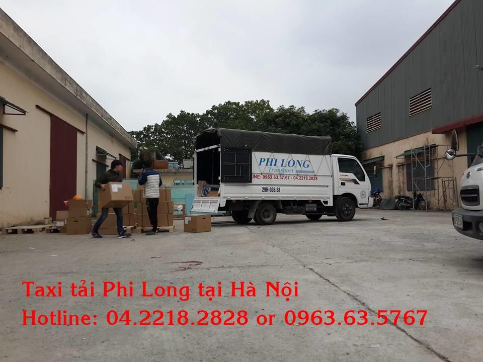 Chuyển nhà trọn gói Phi Long