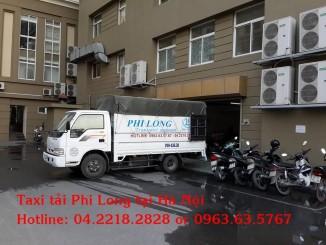 Dịch vụ cho thuê xe tải Phi Long tại đường Lương Thế Vinh