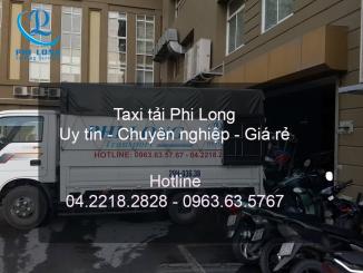 Dịch vụ cho thuê xe tải chuyên nghiệp tại huyện Gia Lâm
