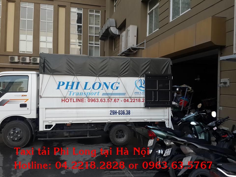 Cho thuê xe tải uy tín hàng đầu tại đường Thanh Bình