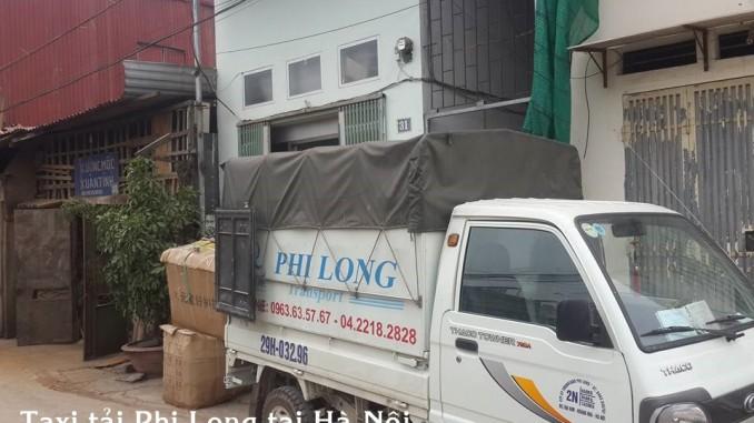 Cho thuê xe tải tại quận Long Biên