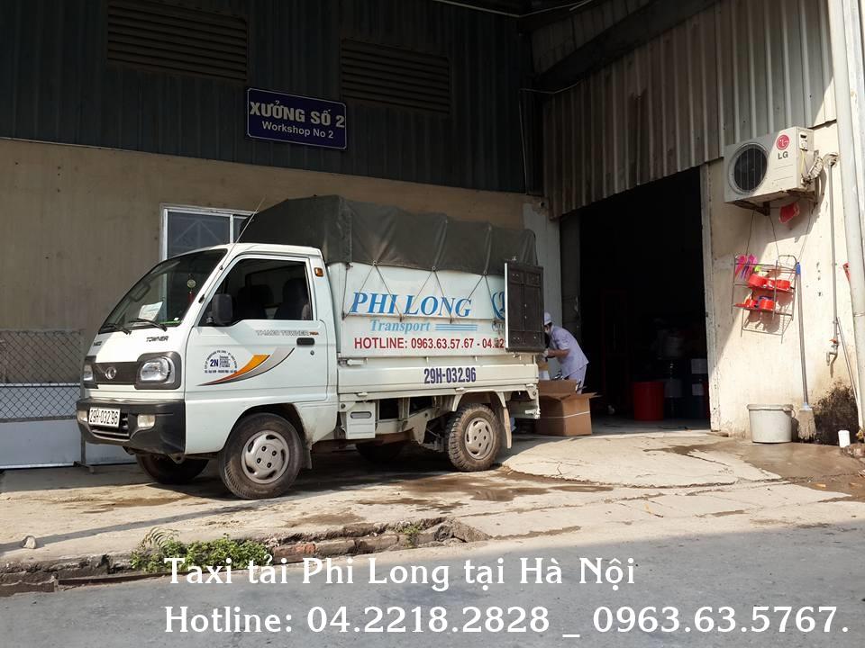 Dịch vụ cho thuê xe tải giá rẻ tại quận Long Biên