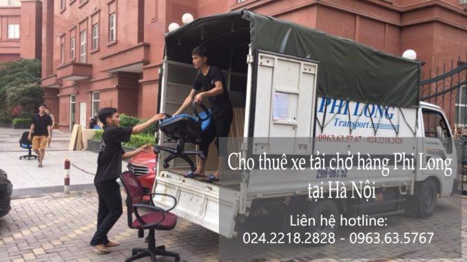 Dịch vụ xe tải chuyển nhà giá rẻ tại phố Bảo Linh