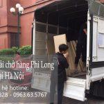 Dịch vụ xe tải chuyển nhà giá rẻ tại phố Nguyễn Du