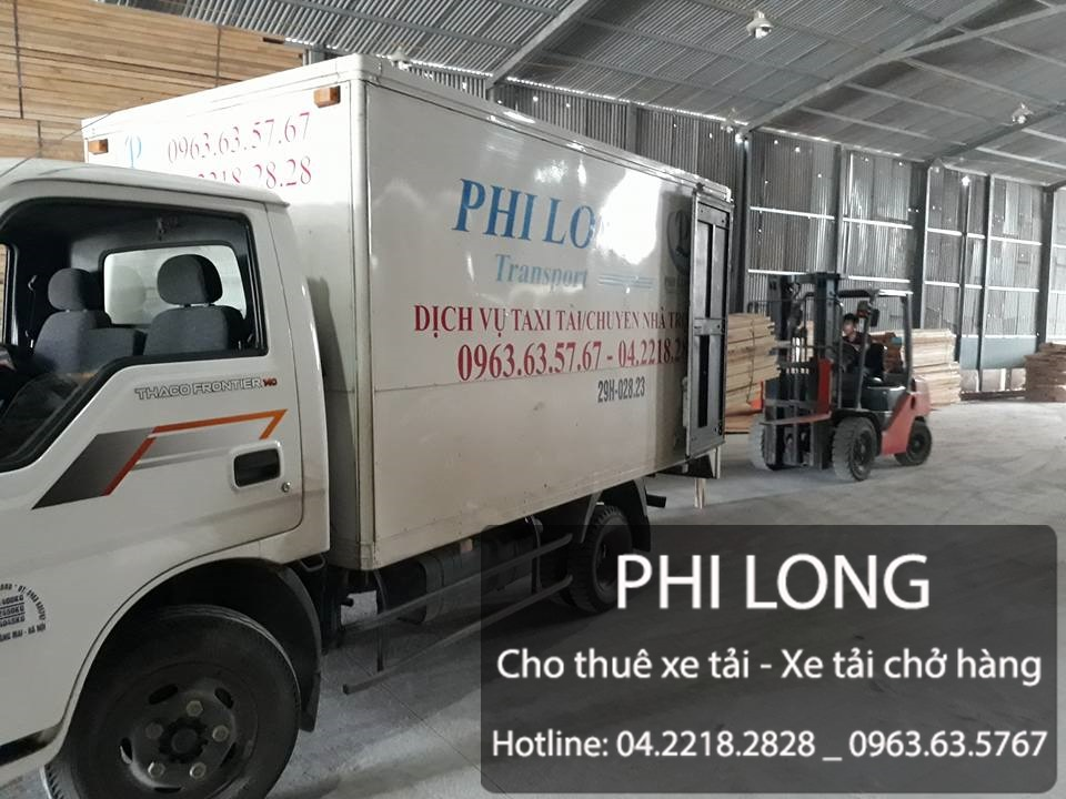 Cho thuê xe tải chở hàng tại phố Văn QuánCho thuê xe tải chở hàng tại phố Văn Quán