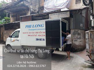 Cho thuê xe tải chuyển nhà giá rẻ tại phố Huế-0963.63.5767.