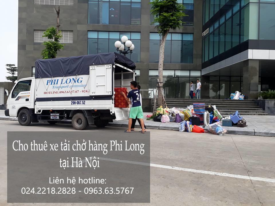 Cho thuê chuyển nhà giá rẻ tại phố Vạn Hạnh-0963.63.5767