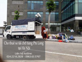 Dịch vụ cho thuê xe tải chở hàng giá rẻ tại phố Lê Ngọc Hân