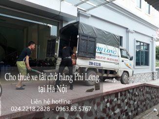 Xe tải chuyển nhà giá rẻ tại phố Huỳnh Tấn Phát