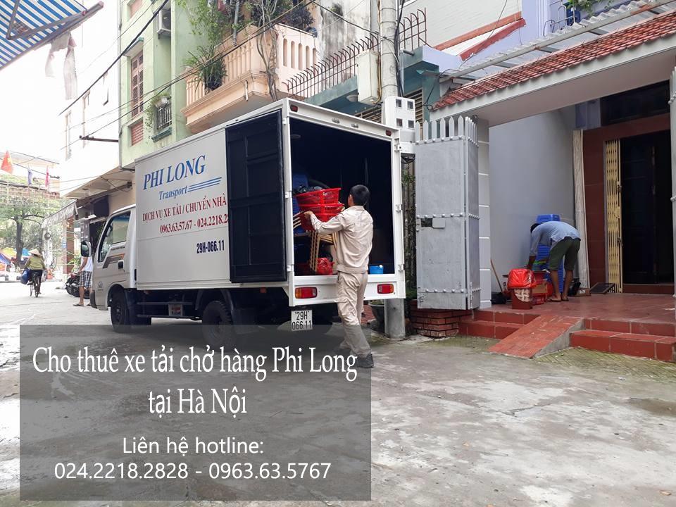 Cho thuê xe tải nhỏ chuyển nhà tại phố Lý Nam Đế