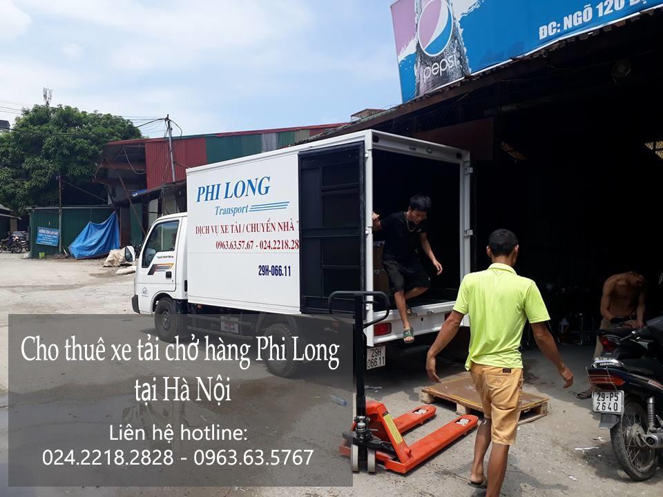 Xe tải chuyển nhà giá rẻ tại phố Nam Dư
