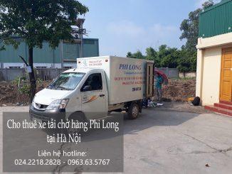Xe tải chuyển nhà tại phố Phó Đức Chính