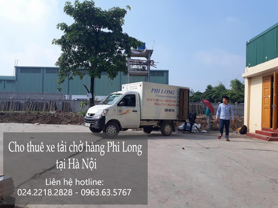 Xe tải chuyển nhà giá rẻ tại phố Phương Mai