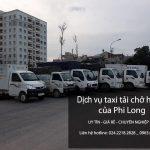 Xe tải chuyển nhà giá rẻ tại phố An Trạch