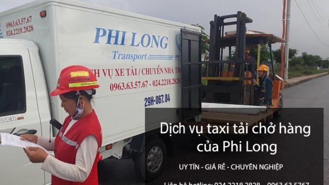 Xe tải chuyển nhà giá rẻ tại phố Phúc Hoa