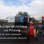 Cho thuê xe tải chuyển nhà giá rẻ tại phố Hồng Mai-0963.63.5767