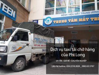 Xe tải chuyển nhà giá rẻ tại phố Ỷ Lan