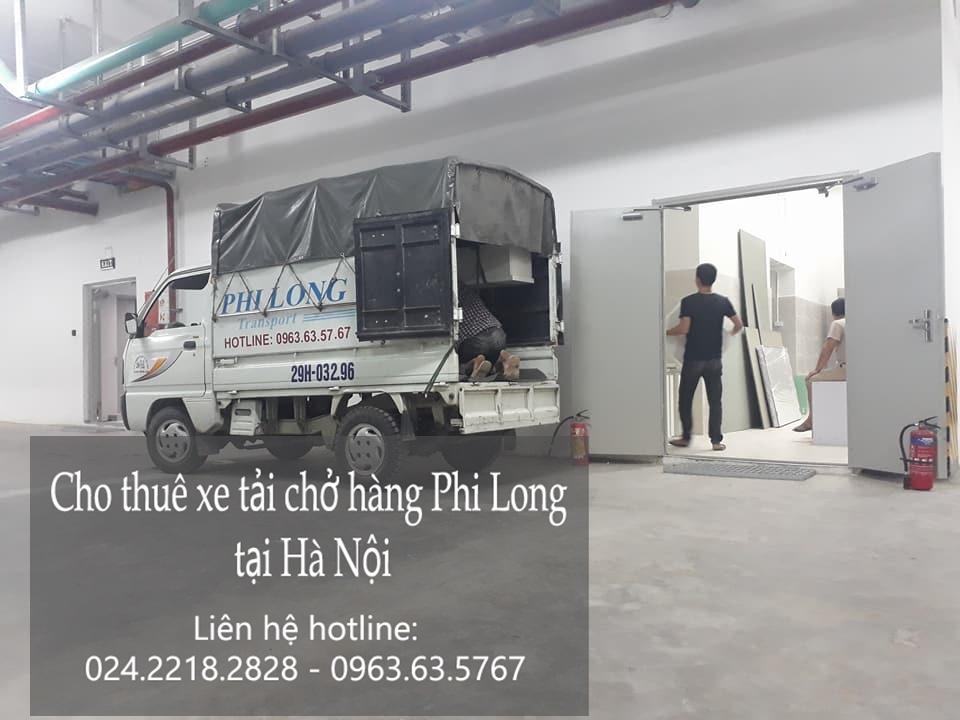 Cho thuê xe tải chuyển nhà giá rẻ tại phố Long Biên 1