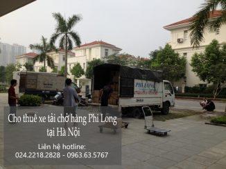 Cho thuê xe tải chuyển nhà giá rẻ tại phố Gia Quất-0963.63.576