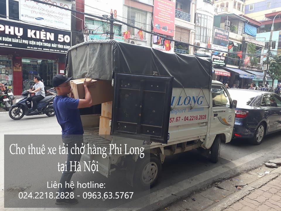 Cho thuê xe tải chuyển nhà giá rẻ tại phố Hoàng Như Tiếp-0963.63.5767