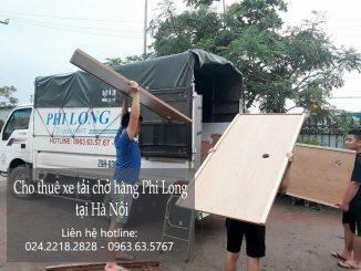 Cho thuê xe tải chuyển nhà giá rẻ tại phố Ô Cách-0963.63.5767