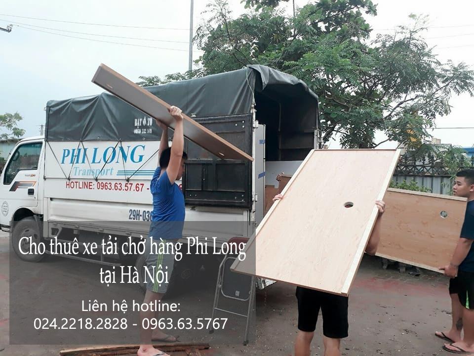 Xe tải chuyển nhà giá rẻ tại phố Nam Đồng